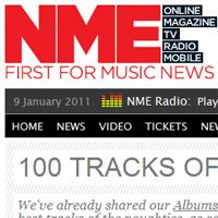http://music.uno.se/2011/01/nme-100-tracks-of-the-decade/ thumbnail image