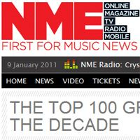 http://music.uno.se/2011/01/nme-100-albums-of-the-decade/ thumbnail image